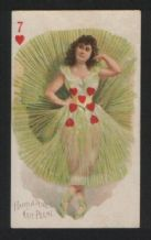 Delightful 1890 cigarette cards tobacco insert playing cards